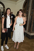 JULES DE BOINVILLE; PRINCESS EUGENIE, Royal Academy Summer exhibition party. Piccadilly. 7 June 2016
