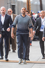 Will Smith seen leaving 'Jimmy Kimmel Live' - 21 May 2019