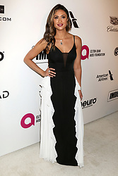 February 24, 2019 - West Hollywood, CA, USA - LOS ANGELES - FEB 24:  Katie Cleary at the Elton John Oscar Viewing Party on the West Hollywood Park on February 24, 2019 in West Hollywood, CA (Credit Image: © Kay Blake/ZUMA Wire)