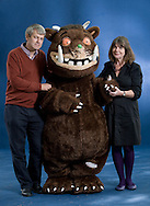 English writer and playwright Julia Donaldson and German illustrator Axel Scheffler, pictured at the Edinburgh International Book Festival where they talked about their most famous creation, the Gruffalo. The three-week event is the world's biggest literary festival and is held during the annual Edinburgh Festival. The 2010 event featured talks and presentations by more than 500 authors from around the world.