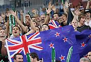 DESCRIZIONE : Istanbul Turchia Turkey Men World Championship 2010 Eight Finals Campionati Mondiali Ottavi di Finale  Russia New Zealand<br /> GIOCATORE : Supporters New Zealand Tifosi Nuova Zelanda<br /> SQUADRA : New Zealand Nuova Zelanda<br /> EVENTO : Istanbul Turchia Turkey Men World Championship 2010 Campionato Mondiale 2010<br /> GARA : Russia New Zealand Russia Nuova Zelanda<br /> DATA : 06/09/2010<br /> CATEGORIA : tifosi supporters<br /> SPORT : Pallacanestro <br /> AUTORE : Agenzia Ciamillo-Castoria/M.Metlas<br /> Galleria : Turkey World Championship 2010<br /> Fotonotizia : Istanbul Turchia Turkey Men World Championship 2010 Eight Finals Campionati Mondiali Ottavi di Finale Russia New Zealand<br /> Predefinita :
