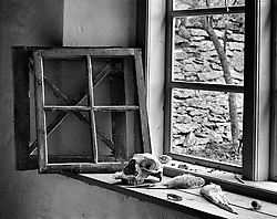 Krister's Window, near Visby, Gotland, Sweden