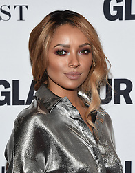 November 14, 2016 - Hollywood, California, U.S. - Kat Graham arrives for the Glamour Women of the Year Awards 2016 at the Neuehouse Hollywood. (Credit Image: © Lisa O'Connor via ZUMA Wire)