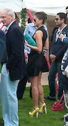 Saskia Boxford, Cartier International Polo Day at the Guards Polo Club. Windsor. July 26  2009