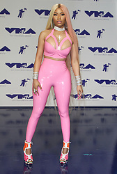 The 2017 MTV Video Music Awards Arrivals at The Forum in Inglewood, California on 8/27/17. 27 Aug 2017 Pictured: Nicki Minaj. Photo credit: River / MEGA TheMegaAgency.com +1 888 505 6342