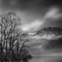 'Ptarmigan ridge from Inverbeg, Loch Lomond'<br /> One from the bonnie banks.