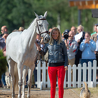 Final Horse Inspection - CCI4* - 2018 Luhmühlen Horse Trials