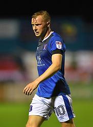 Carlisle United's Nicky Adams