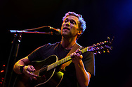 Phillip Phillips performs Aug. 6, 2021, during Musikfest in Bethlehem, Pennsylvania.