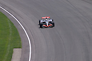 July 2, 2006: Indianapolis Motorspeedway. Kimi Raikkonen, Mclaren F1 Team, MP4-21
