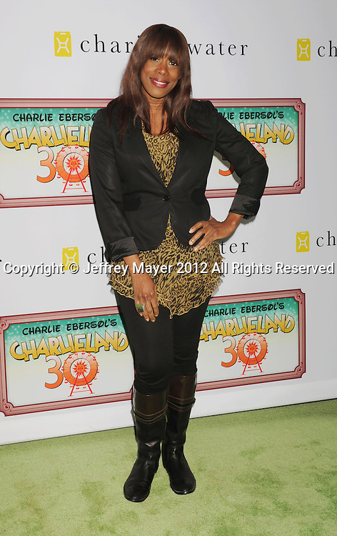 LOS ANGELES, CA - DECEMBER 08: Kim McCoy attends Charlie Ebersol's 'Charlieland' Birthday Party And Charity: Water Fundraiser on December 8, 2012 in Los Angeles, California.