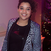 NLD/Hilversum /20131210 - Sky Radio Christmas Tree For Charity 2013, Julia van der Toorn