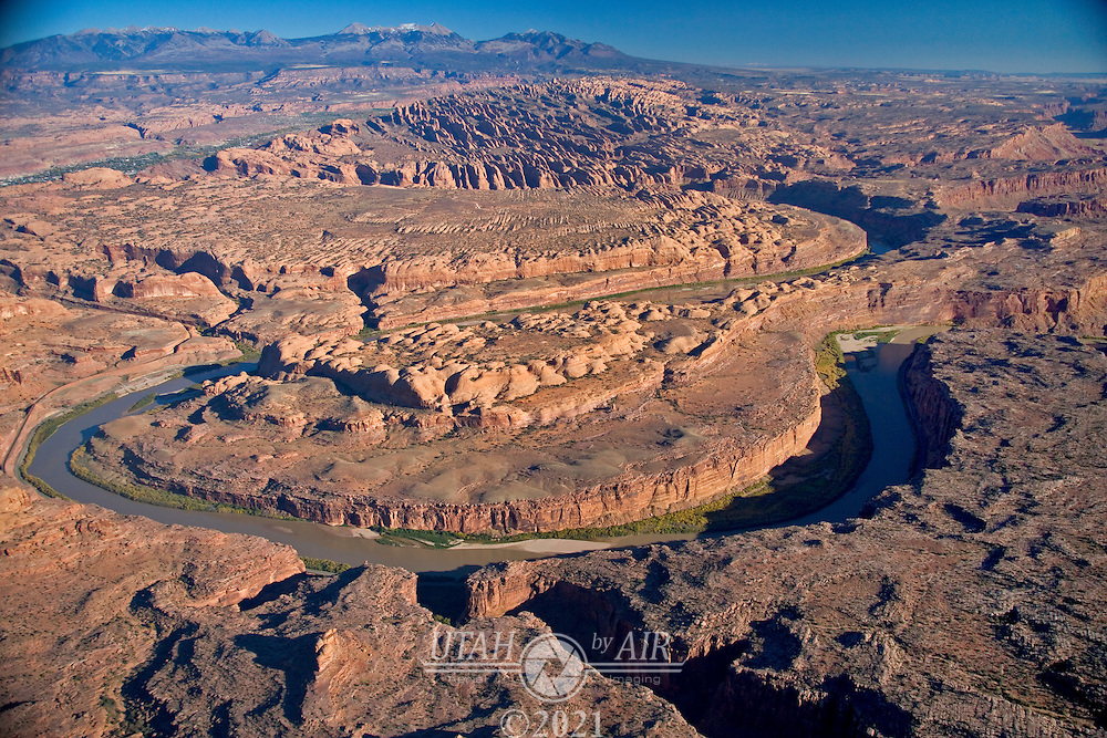 Horsehoe Bend on the Colorado River, Utah