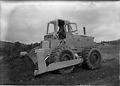 1962 - Michigan 180 Dozer at Kilternan Quarry