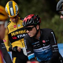 23-08-2020: Wielrennen: NK elite: Drijber <br /> Gert-Jan Bosman (Netherlands / Team VolkerWessels - Merckx)23-08-2020: Wielrennen: NK elite: Drijber