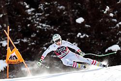 28.12.2017, Stelvio, Bormio, ITA, FIS Weltcup, Ski Alpin, Abfahrt, Herren, im Bild Otmar Striedinger (AUT) // Otmar Striedinger of Austria in action during mens Downhill of the FIS Ski Alpine Worldcup at the Stelvio course, Bormio, Italy on 2017/12/28. EXPA Pictures © 2012, PhotoCredit: EXPA/ Johann Groder