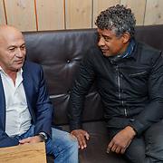 NLD/Amsterdam/20190308 - Boekpresentatie Gerard van der Lem, Frank Rijkaard in gesprek