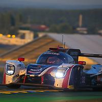 #32, United Autosports, Ligier JSP217-Gibson, driven by:William Owen, Hugo De Sadeleer, Filipe Albuquerque, 24 Heures Du Mans 85th Edition, 18/06/2017,