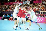 DESCRIZIONE : Handball Jeux Olympiques Londres <br /> GIOCATORE : SPELLERBERG Bo DEN<br /> SQUADRA : Danemark <br /> EVENTO : Handball Jeux Olympiques<br /> GARA : <br /> DATA : 31 07 2012<br /> CATEGORIA : Jeux Olympiques<br /> SPORT : HANDBALL<br /> AUTORE : JF Molliere <br /> Galleria : France JEUX OLYMPIQUES 2012 Action<br /> Fotonotizia : Handball Jeux Olympiques Londres premier tour <br /> Predefinita :