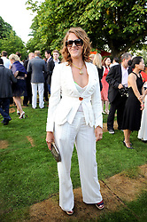 TRACEY EMIN at the annual Serpentine Gallery Summer party this year sponsored by Jaguar held at the Serpentine Gallery, Kensington Gardens, London on 8th July 2010.  2010 marks the 40th anniversary of the Serpentine Gallery and the 10th Pavilion.