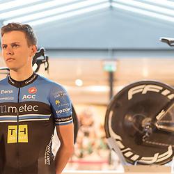 26-02-2016: Wielrennen: Persmoment Metec CT: Arnhem<br />ARNHEM (NED) wielrennen<br />Luuc Lohuis (Denekamp)