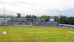 General view of the Swalec Stadium.  - Mandatory by-line: Alex Davidson/JMP - 22/07/2016 - CRICKET - Th SSE Swalec Stadium - Cardiff, United Kingdom - Glamorgan v Somerset - NatWest T20 Blast
