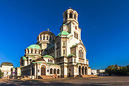 Alexander Nevsky temple