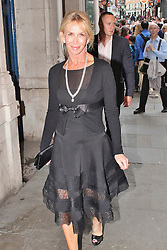 © London News Pictures. 18/06/2013. London, UK. Trudie Styler at The Cripple of Inishmaan - Press Night. Photo credit: Brett D. Cove/LNP
