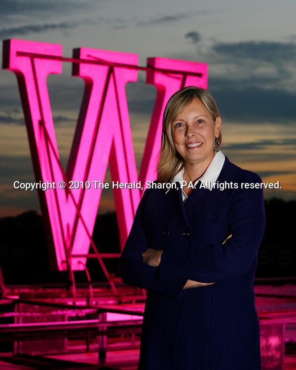 Portrait of Winner International CEO Karen Winner Sed.
