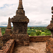 Dating to 1334, Thisa-wadi Temple (also spelled Thissa-wadi Temple) is a small, partially renovated temple in the Bagan Archeological Zone in Bagan, Myanmar (Burma). Despite its relatively small size, it has terraces that can be accessed for views over the plain of Bagan.