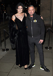 February 18, 2019 - London, United Kingdom - Kyle De'volle and Fat Tony at the Naked Heart Foundation's Fabulous Fund Fair at the Roundhouse, Chalk Farm (Credit Image: © Keith Mayhew/SOPA Images via ZUMA Wire)