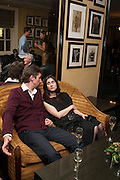DANILA STRATOVICH; MASIA KRAVTSOVA, Opening of Morris Lewis: Cyprien Gaillard. From Wings to Fins, Sprüth Magers London Grafton St. London. Afterwards dinner at Simpson's-in-the-Strand hosted by Monika Spruth and Philomene Magers.