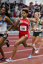 400, Aroke, Boston U<br /> BU Terrier Indoor track meet