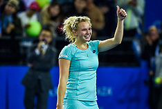 WTA Shenzhen Open tennis tournament - 05 January 2018