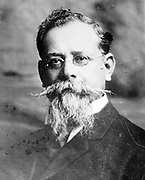 Venustiano Carranza de la Garza, (December 28, 1859 – May 21, 1920) was one of the leaders of the Mexican Revolution. He ultimately became President of Mexico following the overthrow of the dictatorial Huerta regime in the summer of 1914 and during his administration the current constitution of Mexico was drafted. He was assassinated near the end of his term of office at the behest of a cabal of army generals resentful at his insistence that his successor be a civilian.