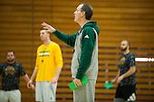 Men's Basketball Practice 03/09/16
