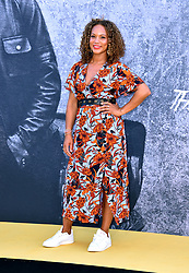 Angela Griffin attending the premiere of Yardie at the BFI Southbank, London.