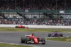 July 16, 2017 - Silverstone, Great Britain - Motorsports: FIA Formula One World Championship 2017, Grand Prix of Great Britain, .#7 Kimi Raikkonen (FIN, Scuderia Ferrari) (Credit Image: © Hoch Zwei via ZUMA Wire)