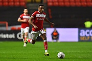 Niclas Eliasson (19) of Bristol City on the attack during the The FA Cup fourth round match between Bristol City and Bolton Wanderers at Ashton Gate, Bristol, England on 25 January 2019.