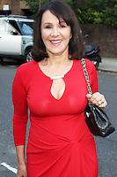Arlene Phillips, ITV Summer Reception, Chepstow Villas, London UK, 17 July 2013, (Photo by Brett Cove)