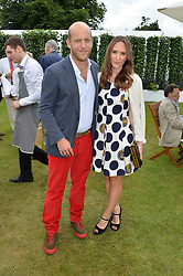 CARLO CARELLO and ALEX EDWARDS at the Cartier hosted Style et Lux at The Goodwood Festival of Speed at Goodwood House, West Sussex on 26th June 2016.