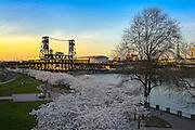 Burnside Bridge, Portland, OR.