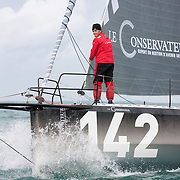 Class 40 Le Conservateur de Yanniock Bestaven / Plan Verdier 2014