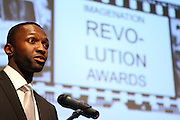2 December 2010-New York, NY- Jamie Hector at the Imagenenation Revolution Awards sponsored by BET Networks and held at the Walter Reade Theater on December 2, 2010 at Lincoln Center in New York City. Photo Credit: Terrence Jennings