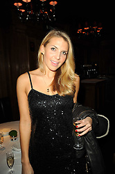 STEPHANIE COATEN at the Tatler Little Black Book Party held at Tramp, 40 Jermyn Street, London on 3rd November 2010.