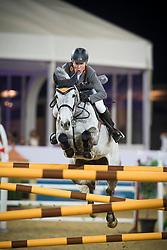 Beerbaum Ludger (GER) - Chiara<br /> CHI Al Shaqab - Doha 2013<br /> © Dirk Caremans