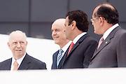 Belo Horizonte_MG, 04 de Marco de 2010.....Inauguracao do Centro Administrativo do estado de Minas Gerais. O evento contou com a presenca do governador de Minas Gerais, Aecio Neves, do vice Antonio Augusto Anastasia e lideres politicos...Foto: MARCUS DESIMONI / NITRO