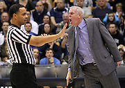 during the second half of an NCAA college basketball game in Provo, Utah, Saturday, Jan. 28, 2012. (AP Photo/Colin E Braley)