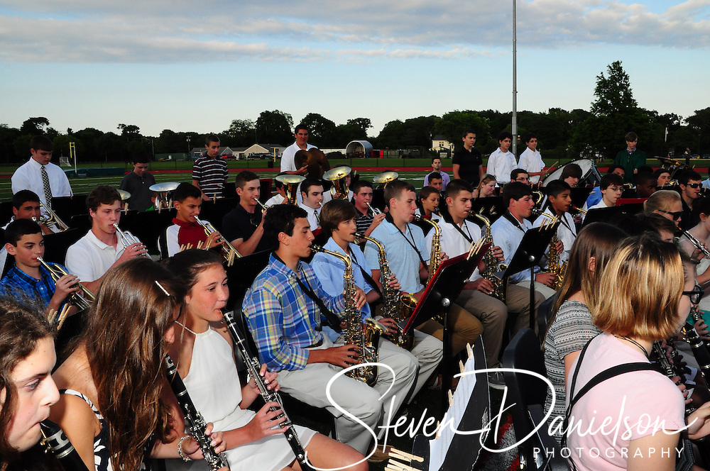 Class of 2014 Westhampton Beach High School Graduation Ceremony pictures