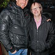 NLD/Amsterdam/20101112 - Presentatie Down2Famous kalender, Barry Atsma en broer Rimme